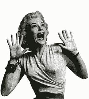 Retro-Woman-Screaming