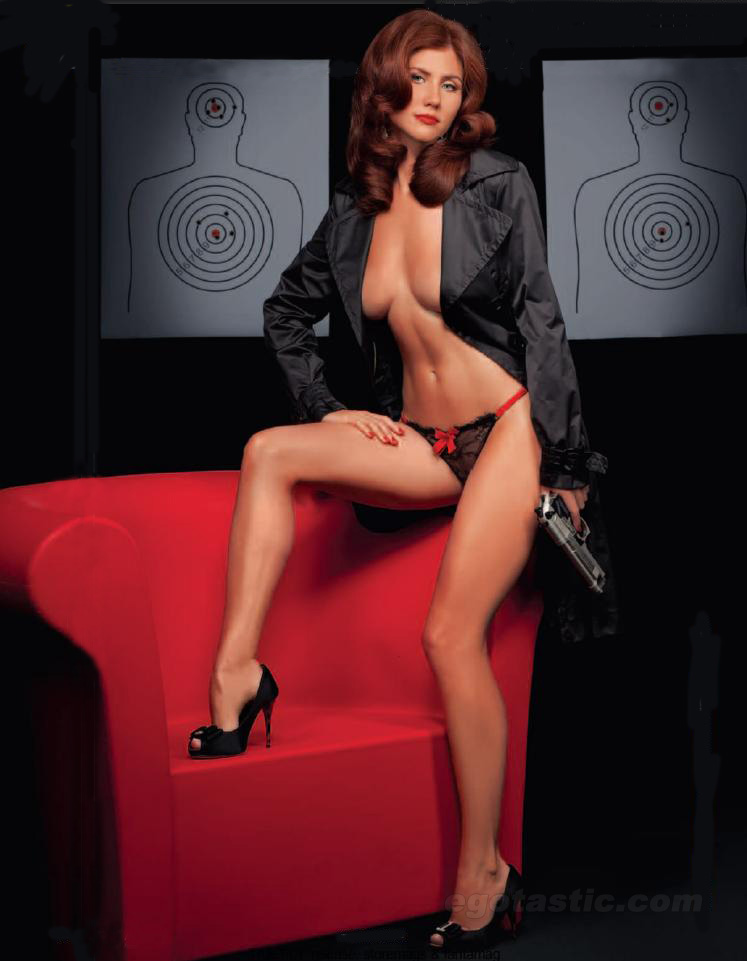 Not hear Anna kushchenko naked